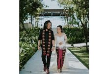The Wedding of Mita & Tommy by Peony Brides Seserahan