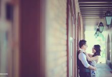 Teddy & Natasha Prewedding by Reemark Photographica