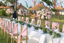 The Wedding of  Kim Ha Joon & Choi Hee Young by Dua Insan Decoration