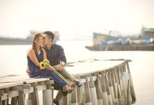 From Penang with Love - Pre-Wedding of Rachel & Zhi Hao by Zonzon Productions