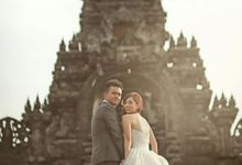 Bali - Pre-Wedding of Alex & Shuting by Zonzon Productions