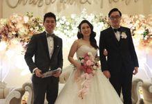MC Wedding Ritz Carlton Mega Kuningan Jakarta - Anthony Stevven by Anthony Stevven