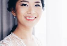 Bride: Sansan by CG Makeup & Hair