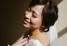 Bride: Cindy by CG Makeup & Hair
