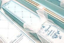 Stainless Chopstick Include Personalised Box by Fine Souvenir