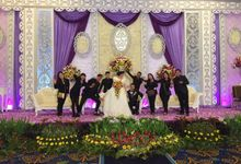 The Wedding Charles & Dian by Barcode Organizer