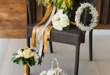 Intimate Wedding at Nayomi Sanctuary by Cha Andrada Events