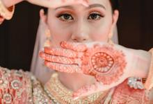 Intimate Hindu Wedding in Crimson Mactan by Cha Andrada Events
