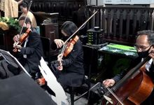String Quartet Live Streaming by Truntum Singers & Ensemble