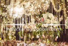 Senses Lawn Wedding by Bali Wedding Decoration