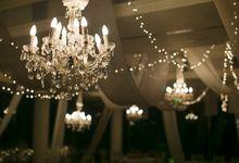 Sparkle of Love Wedding Theme decoration by Tirtha Bali
