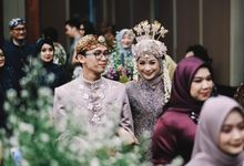 Wedding of Gendis & Syahrizal by Financial Club Jakarta