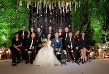 The Wedding of Chandra & Melisa by PlanMyDay Wedding Organizer