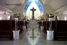 Chapel by Bali Tropical Florist