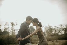 Charina & Ical Prewedding by AKSA Creative