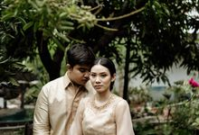 Charina & Ichal Engagement Session by AKSA Creative