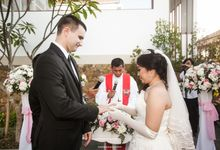 Charles & Sandra Wedding by Cana Weddings & Events