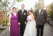 Charles & Sandra Wedding by Cana Weddings & Events