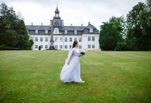 Open Air Wedding in Charlottenlund, Greater Copenhagen by Ieva Vi Photo by Ieva Vi Photography