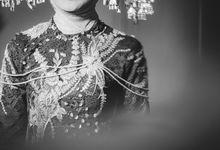 Syafira Anandayu (Aini) & Aran Wedding by Le Clemmie by Amelia