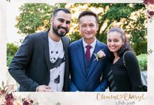 Clement & Cheryl Wedding Roving Photography by Cloud Booth