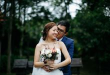The Wedding of Chern Han & Michelle by Fabulous Moments