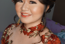 Engagement Makeup for Ms. Monica by Chesara Makeup