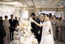 Wedding Reception Chester & Sara by theSerenade Organizer
