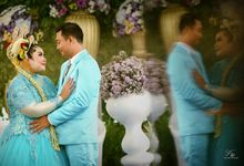 Dita + Tajul Akad by feriadi heru photography