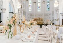 Chijmes Wedding Experience 2019 by Chijmes Hall by Watabe Singapore Pte Ltd