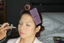 Makeup for Weddings in Phuket by Phuket Makeup Artist