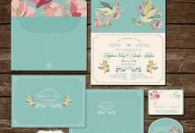 Pretty Chinoiserie by Jolly's Little Dreams