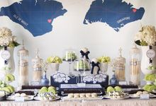 East meets West Wedding by D' Artisans