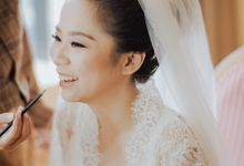 The Wedding of Ben Ones & Stephanie by Riani And Friends