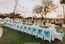 Chloe & Joshua Wedding by Holiday Inn Resort Baruna Bali