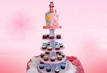 Tower Cupcakes by Khayil's Bakeshop and Cafe
