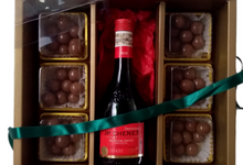 Gifts For Principal Sponsors And Entourage by Megabites Chocolate