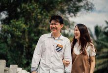 Prewedding Yu Heng & Kai Shiuan by Basetime Production