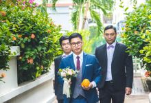 Actual Wedding by A'remac Pte Ltd