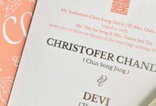 CHRIS & DEVI by MEKAR