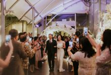 THE WEDDING OF CHRISTOPHER & MONICA by Cerita Bahagia