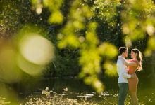 Destination Engagement Session Christy and Justin Brisbane Australia Prewedding Photography by oolphoto