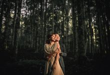 Clara & Ivan - Engagement Session by Valerian Photo