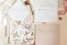 Cici & Didit by Meltiq Invitation