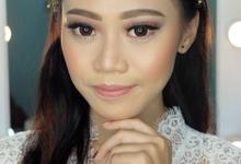 Pre Wedding Makeup 2018 by Cicilim Makeup