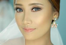 Ms Tasha Wedding Makeup by Cicilim Makeup