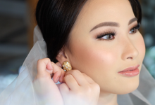 Ms Stephanie | Wedding Makeup by Cicilim Makeup