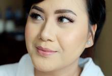 Mrs. Flo | Sister Of Groom Makeup by Cicilim Makeup