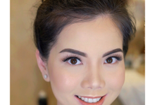Mrs. Jessica Gladys | Party Makeup by Cicilim Makeup