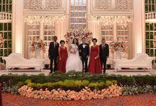 Treason and Anita Wedding -  The Springs Club by Royal Ballroom The Springs Club
